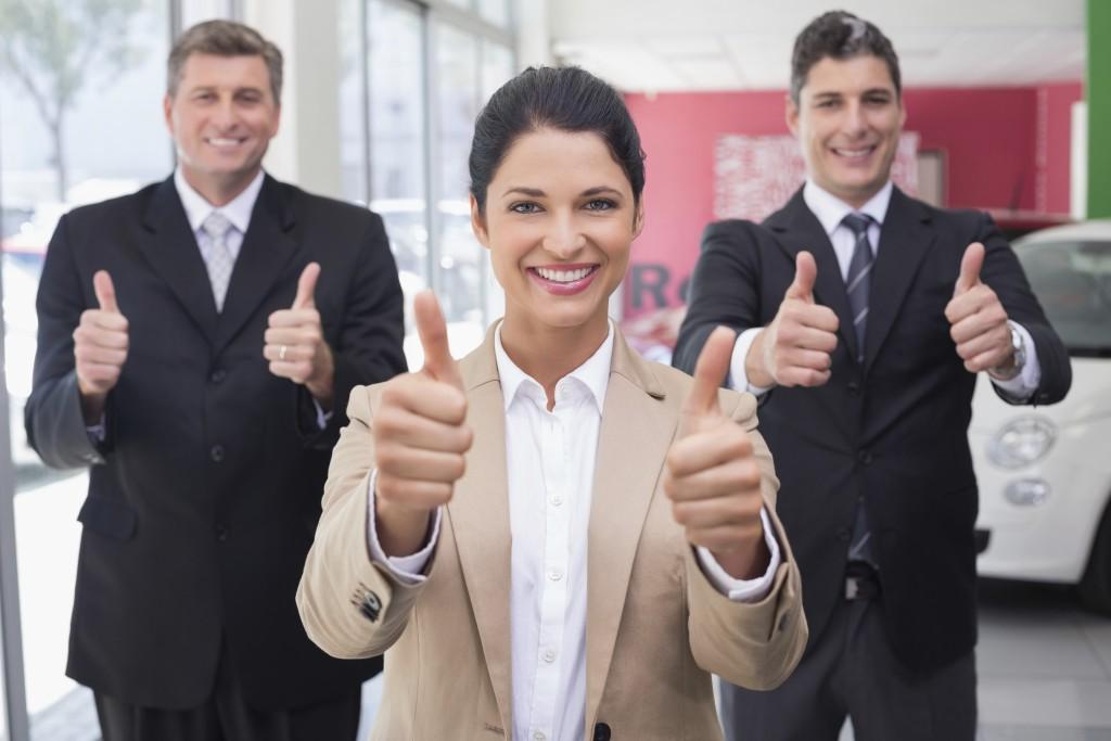 the best automotive sales training