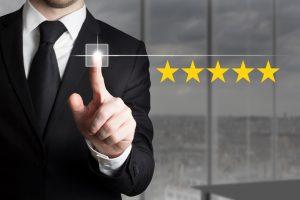 5-star online reputation